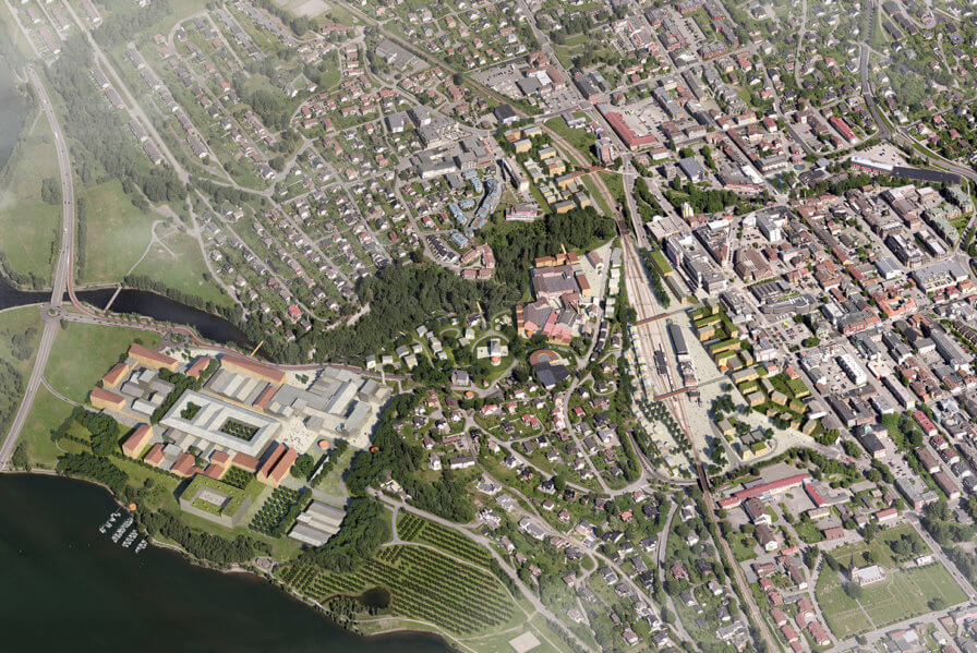 3RW Delivers Lillehammer Feasability Study