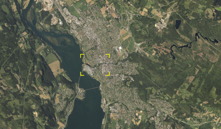 Image for Feasibility study: a masterplan for Lillehammer