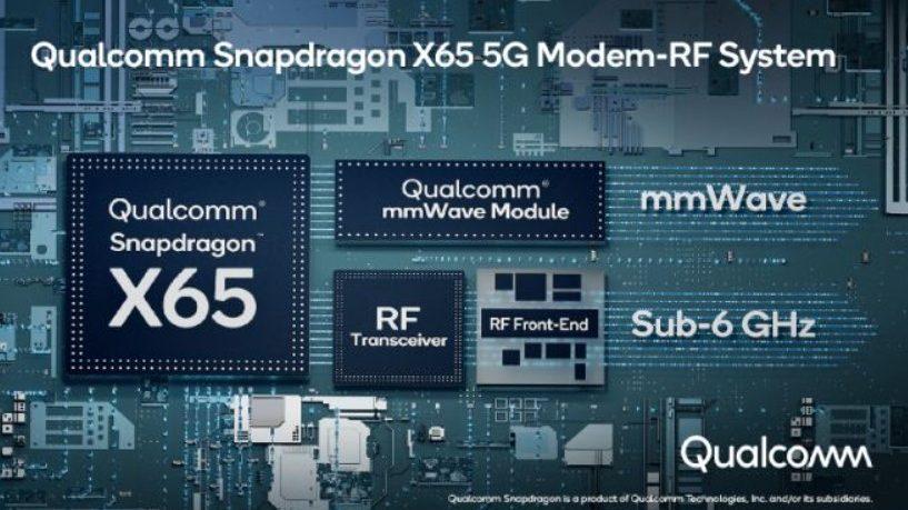 Snapdragon X65: Verdens første 10 Gigabit 5G modem