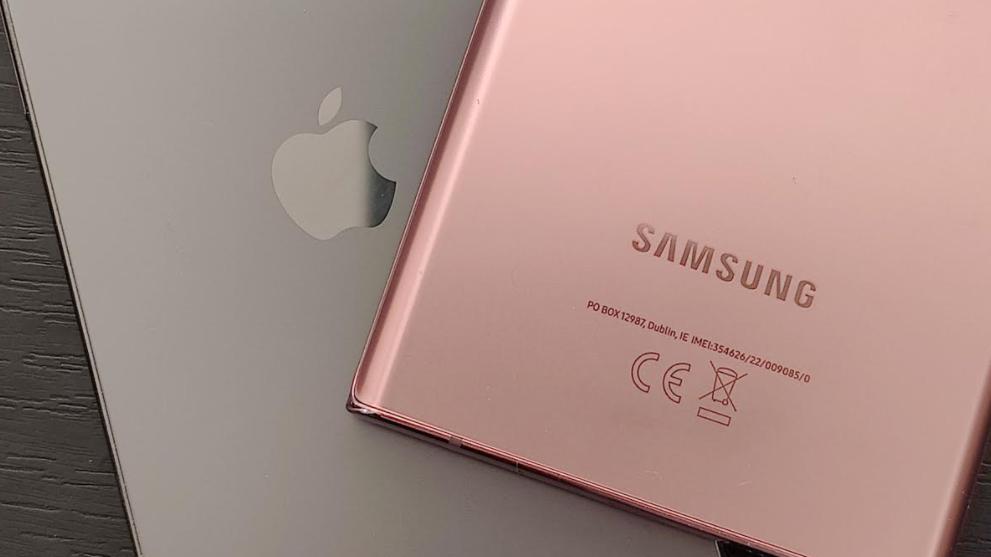 Samsung telefoner har langt hurtigere 5G end iPhone