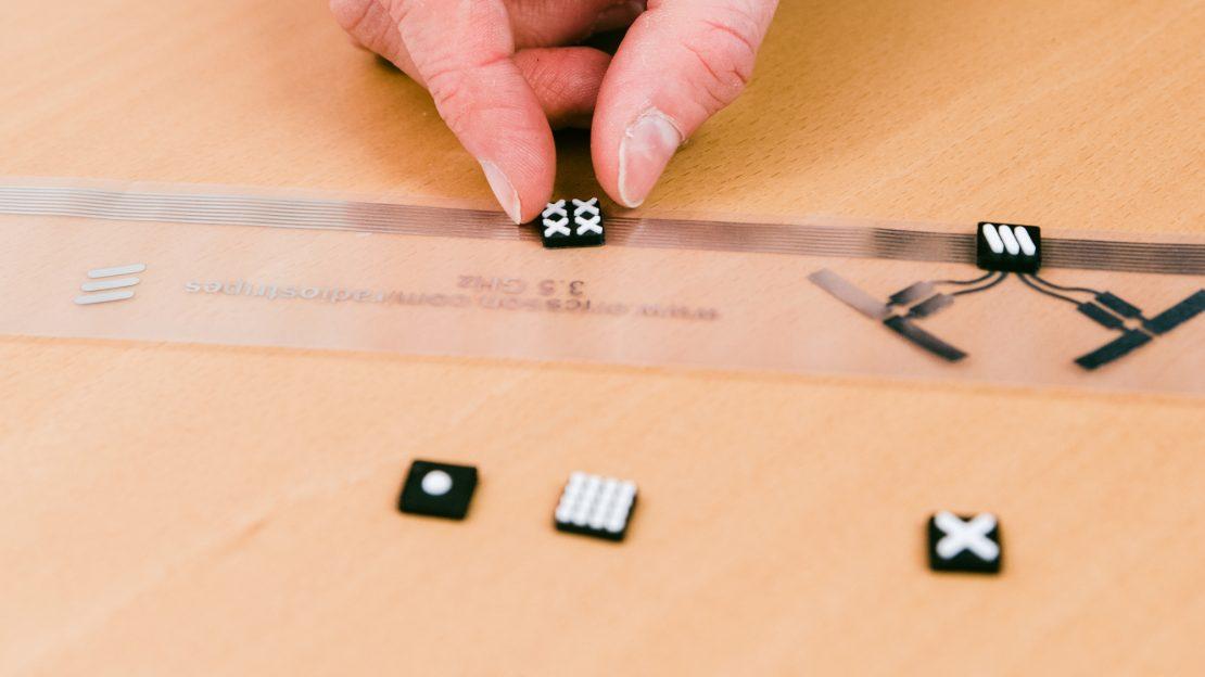 Fremtidens mobilmaster kan bestå af små antenner i hjemmets vægge