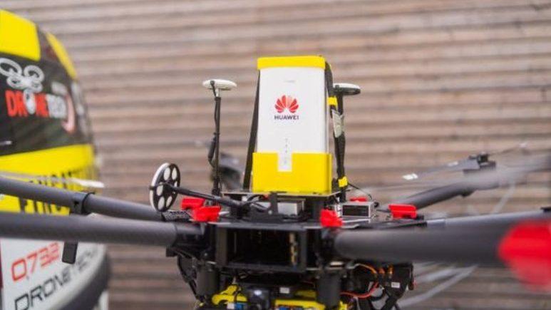 Østrigs afprøver smart landbrugsprojekt med droner med 5G