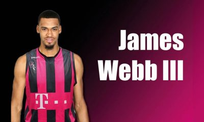 James Webb III - Copyright: Telekom Baskets Bonn