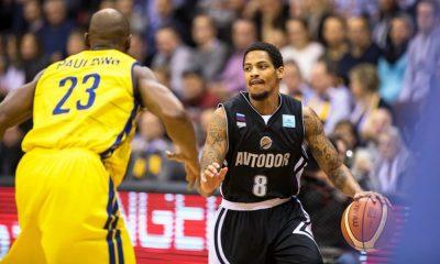 Branden Frazier - Avtodor Saratov - Telekom Baskets Bonn