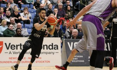 "Amarjit ""A.J."" Basi - Newcastle Eagles"