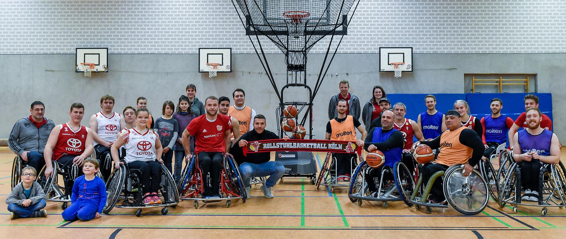 Podolski Stiftung