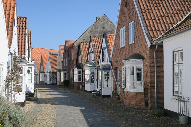 Tønder, Tønder Kommune. Fra tidligere screening af kulturmiljøer