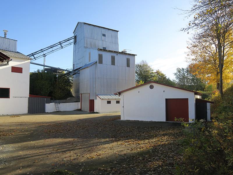 Hoed Kalkværk, Norddjurs Kommune. Fra tidligere screening af kulturmiljøer
