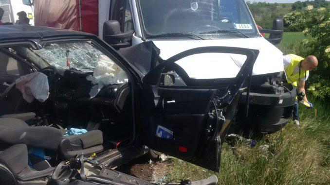 Accident mortal în Alba, provocat de un șofer din Cluj