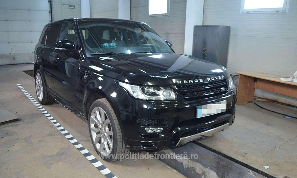 Range Rover indisponibilizat la frontiera.jpg