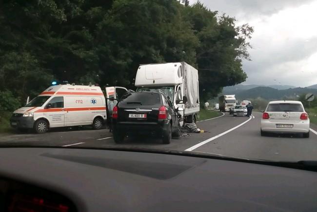 Accident mortal pe DN1, între Oradea și Cluj
