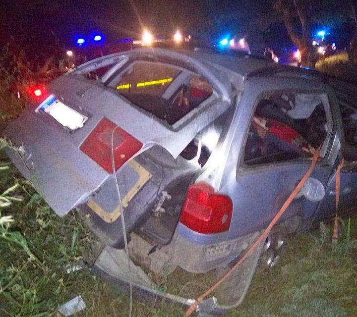 Accident mortal provocat de un anar de 17 ani