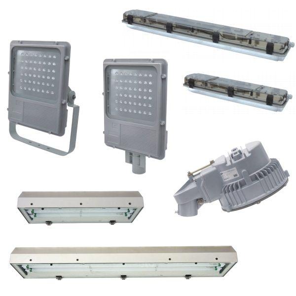 WeatherProof LED aydınlatma armatürleri