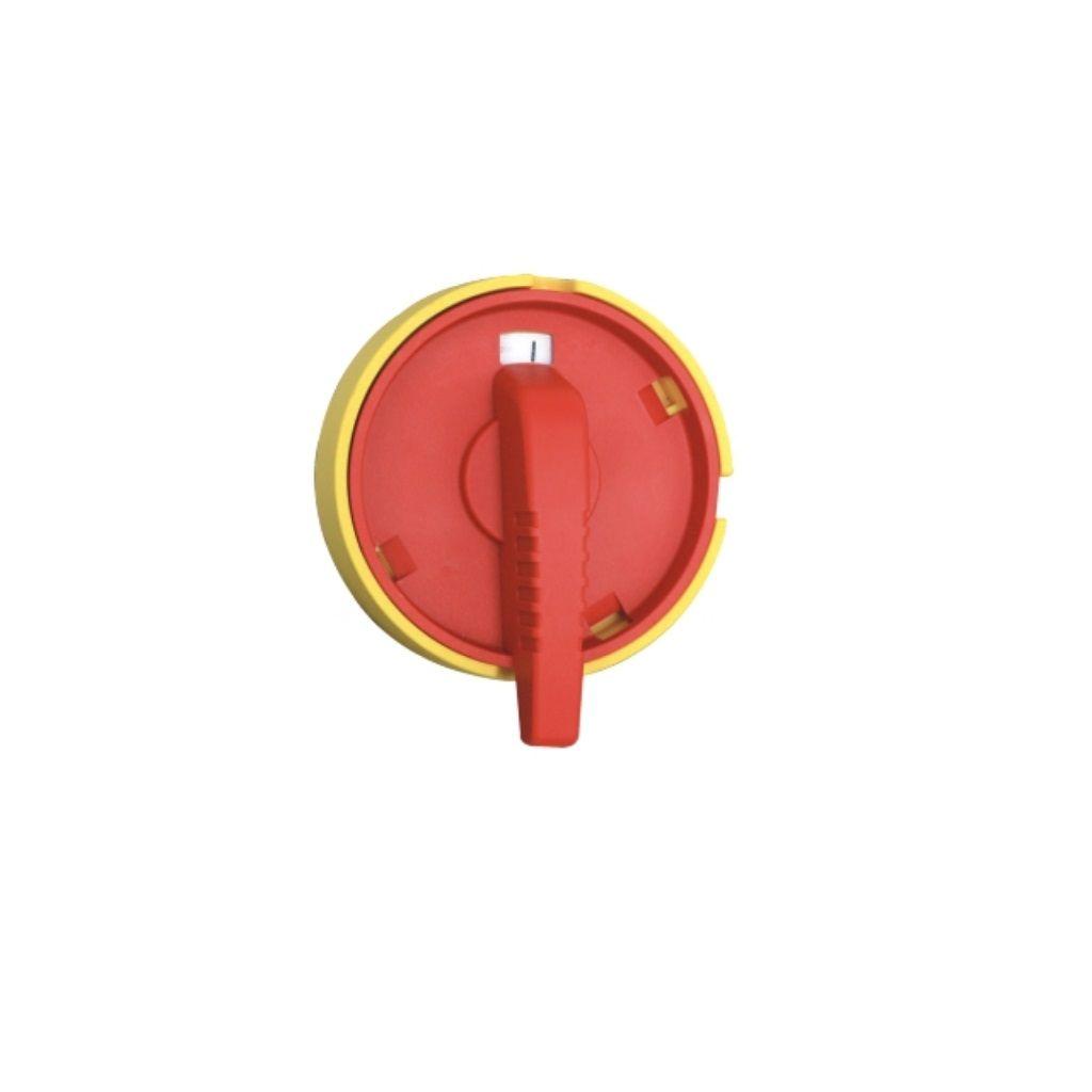 Güvenlik anahtarının kolu (acil stoptipi)