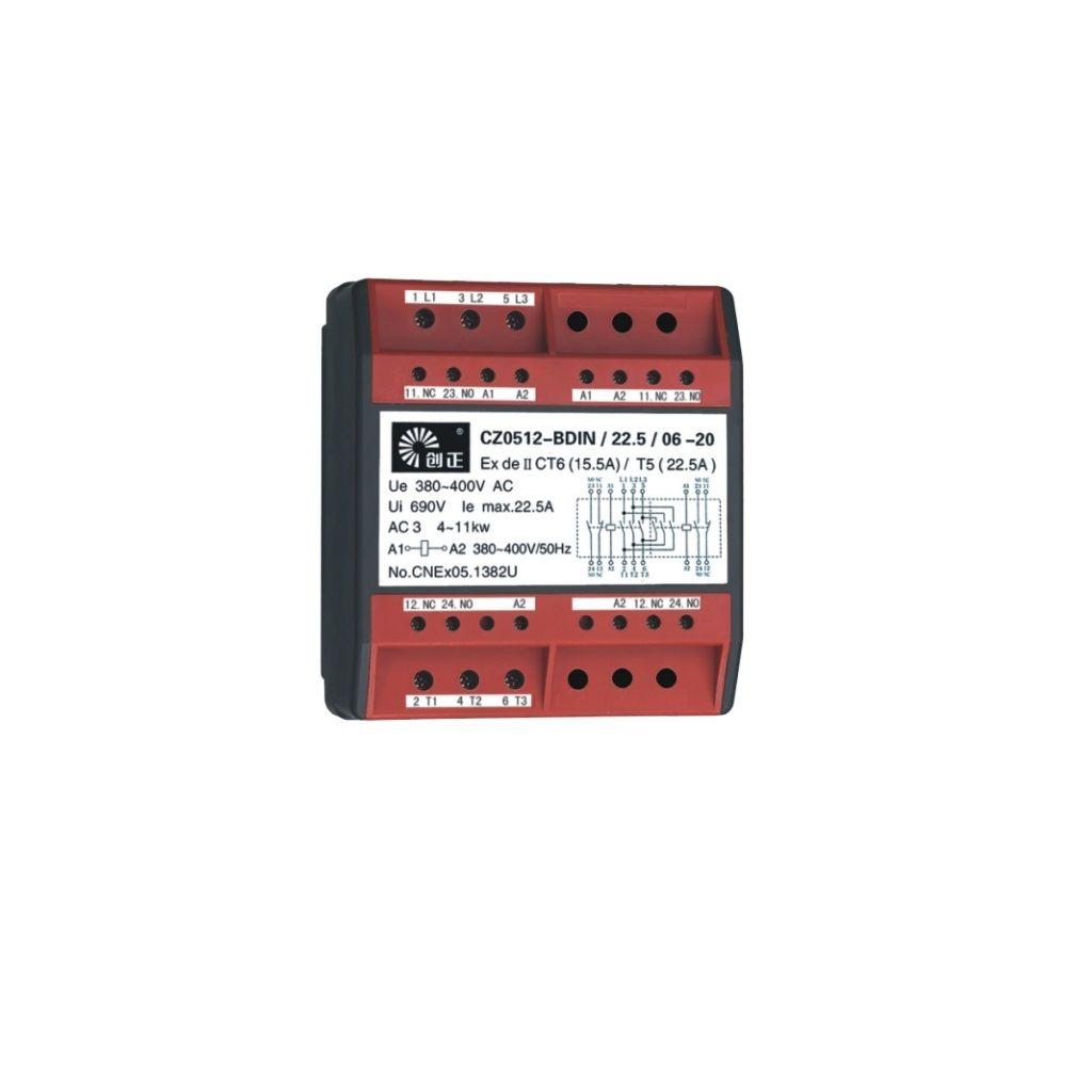Exproof AC kontaktör modülü