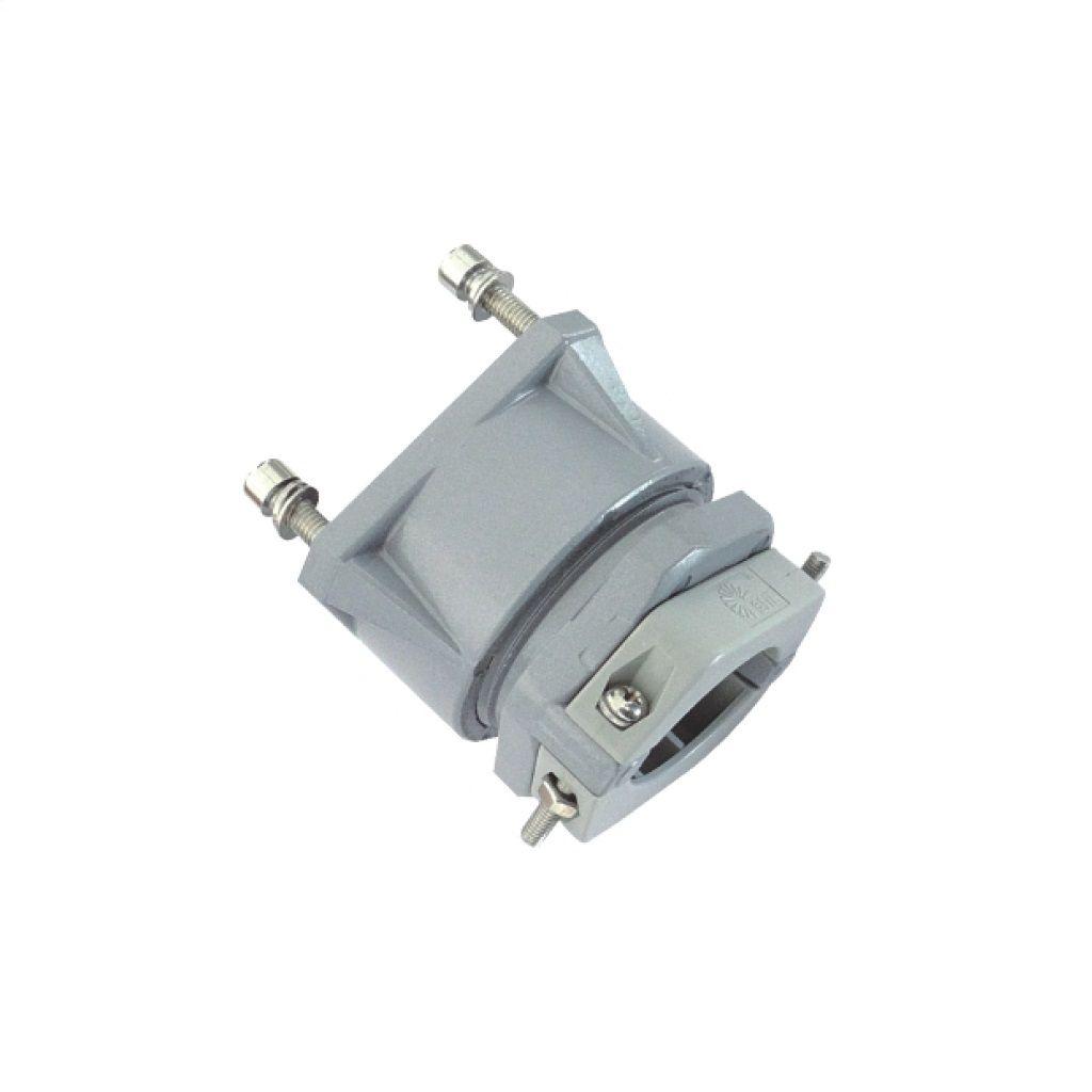 Artırılmış güvenlik metal kablo rakorları (vidalarla sabitlenmiş)