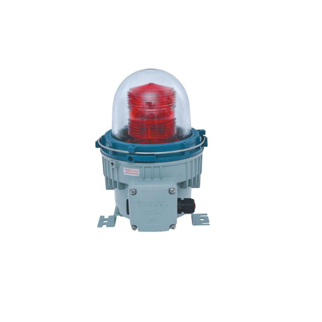 LED exproof havacılık tıkanıklığı lambası armatürleri