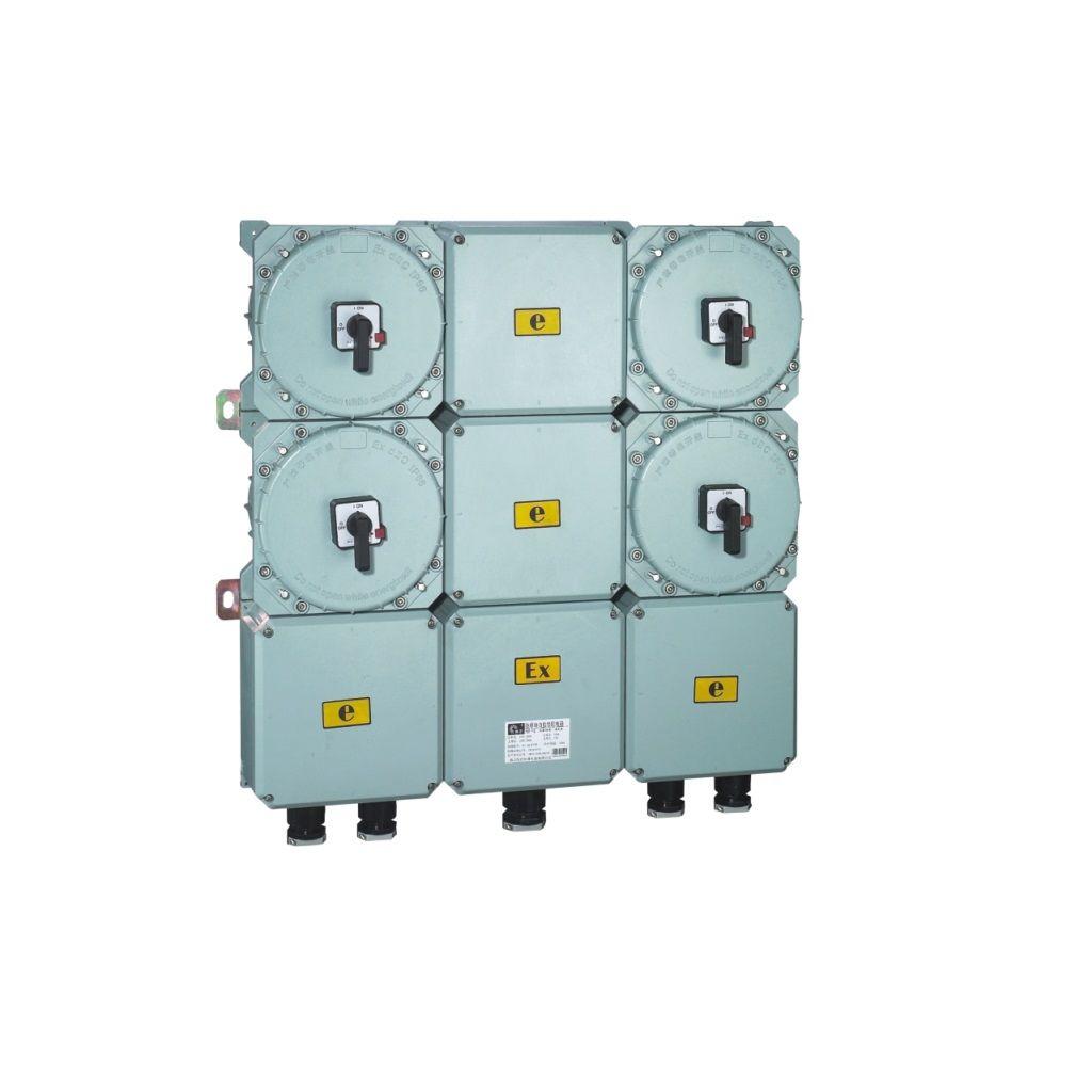 Exproof güç revizyon dağıtım kutuları