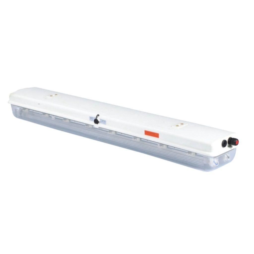 Tamamı plastik exproof floresan aydınlatma armatürleri