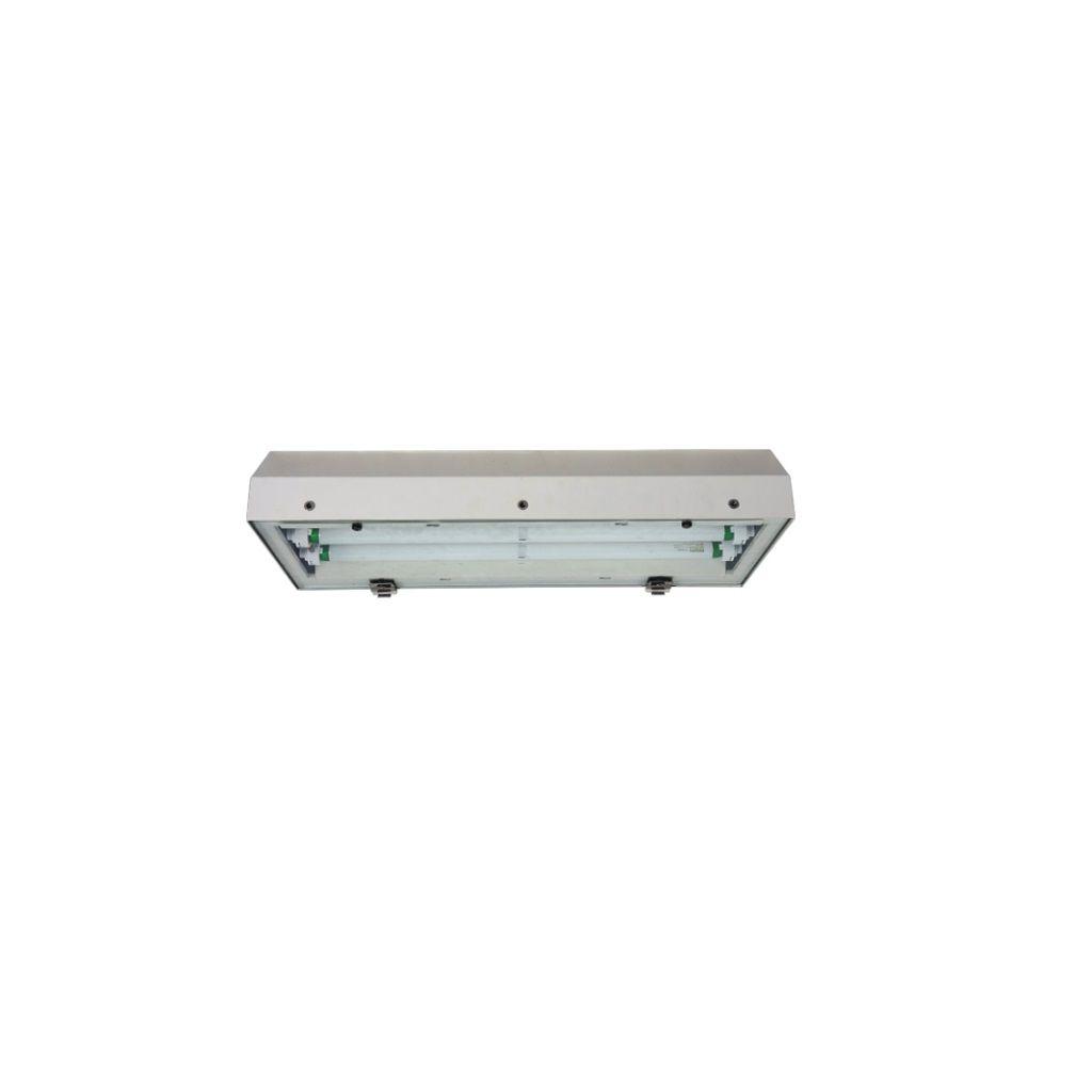 Weatherproof LED floresanaydınlatma armatürleri