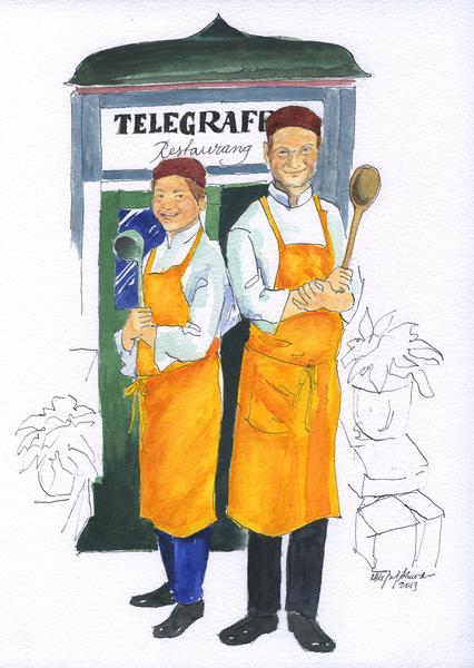 Telegrafen