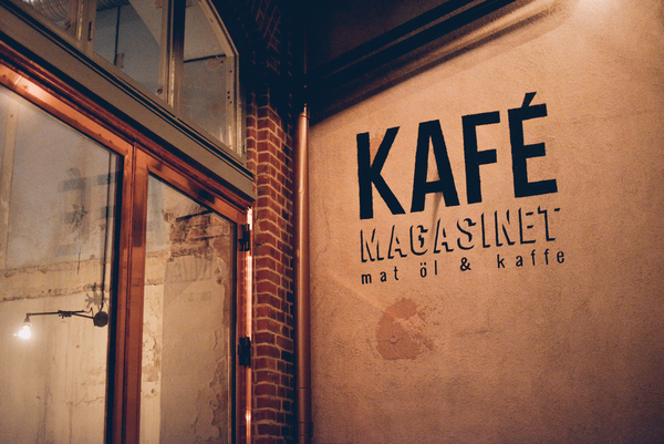 Kafé Magasinet
