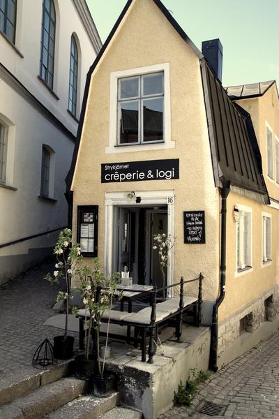 Crêperie & Logi Visby