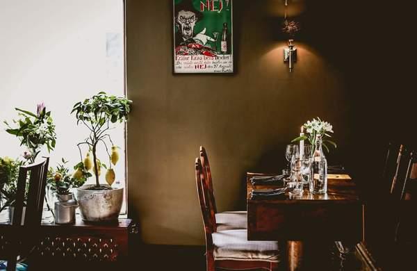 Restaurang Hörnet