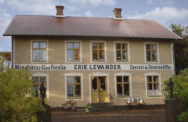 Levanders Lanthandelsmuseum