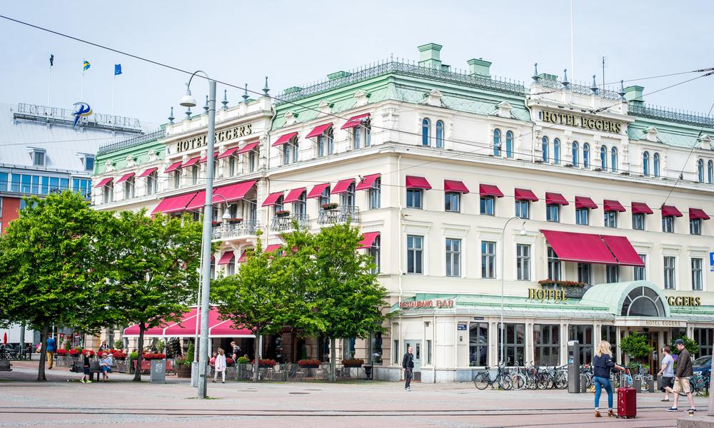 hotell i goteborg