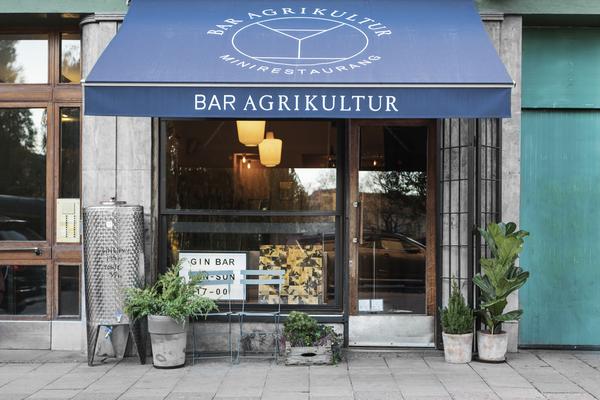 Bar Agrikultur