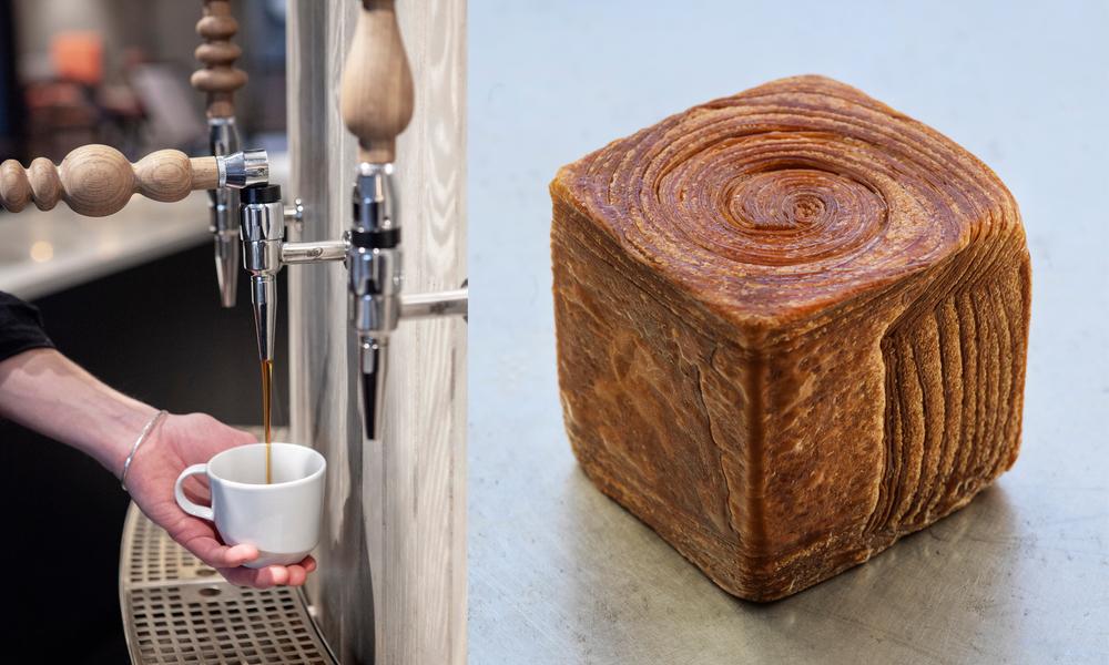 bagel och kaffe dating