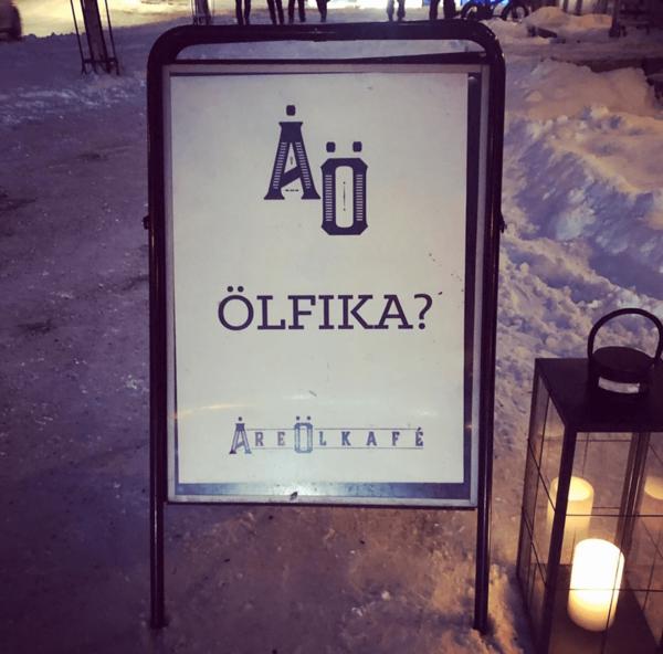 Åre Ölkafé