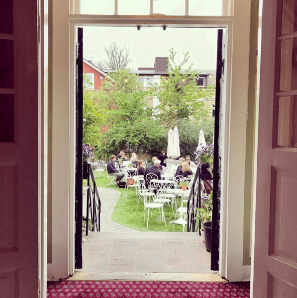 Villa & Trädgård de luxe