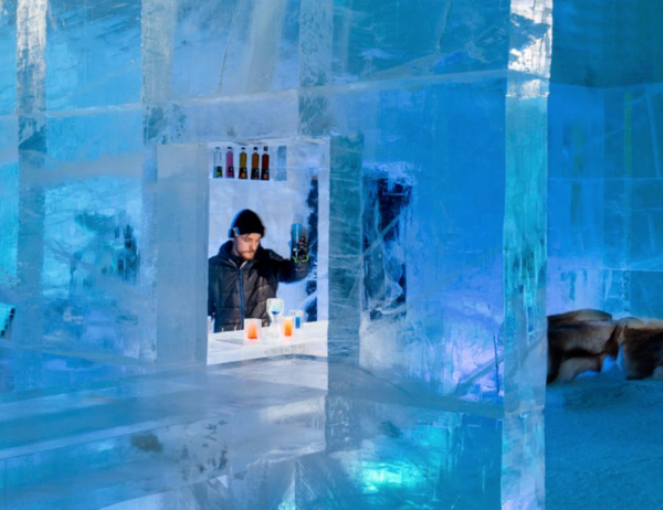 Icehotel Restaurant