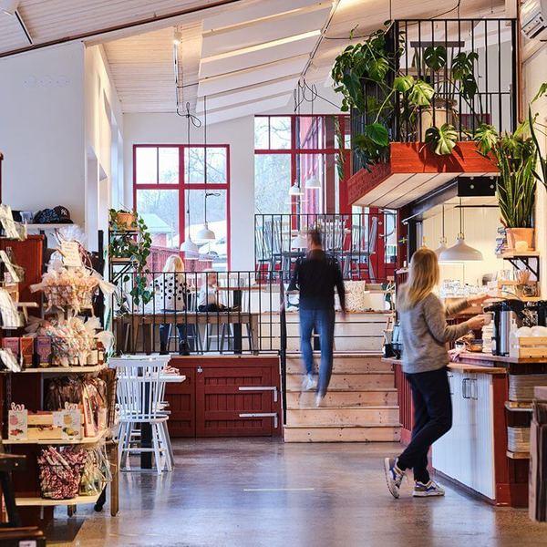 Rudenstams Gårdsbutik & kafé