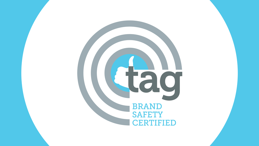 Adverty is now a fully compliant TAG Certified for Brand Safety company