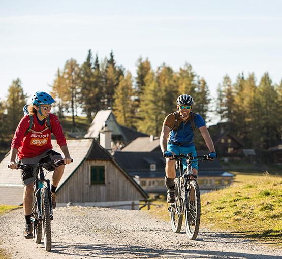 Aflenz Bürgeralm Mountainbiken