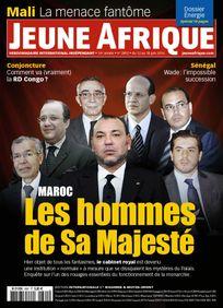 Jeune afrique cover
