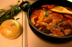 Fish Curry Recipe with a personal touch by Chef Lesego Semenya