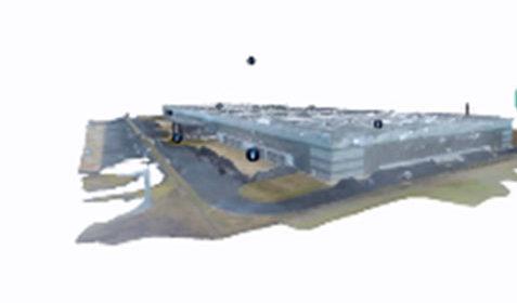 Visite virtuelle d'un entrepôt