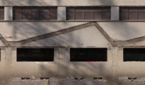 Orthoplan de façades