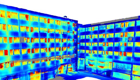 Le modèle 3D thermique