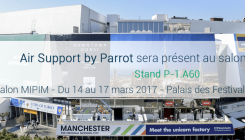 MIPIM 2017 - Air Suport sera présent Stand P1 A60