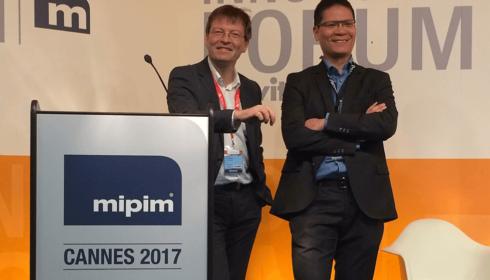 Mipim à Cannes 2017 conférence