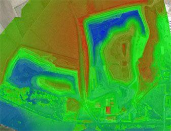 DSM - modèle 3D de surface