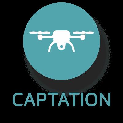 Captation par drone et images aériennes des mines et carrières