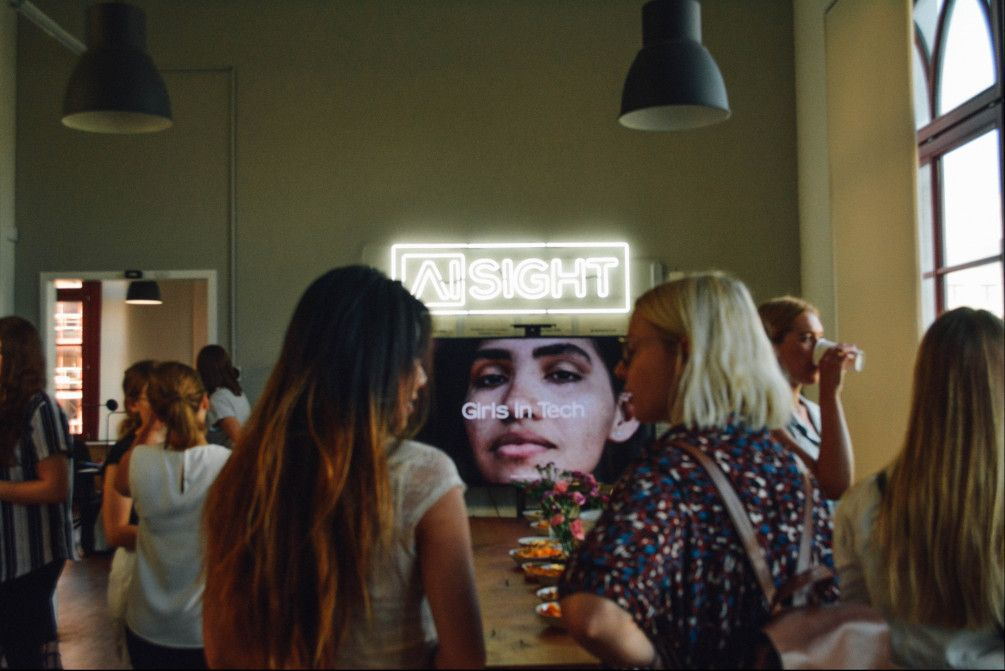 Supporting women in technology: AiSight hosts the first Berlin event of Girls in Tech