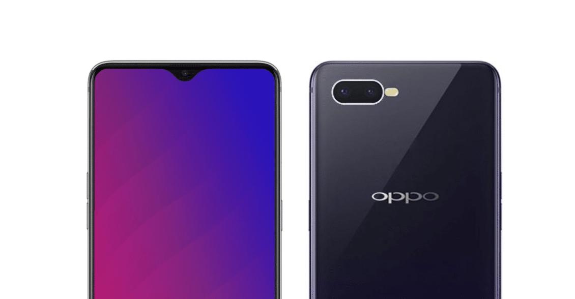 Oppo F9 أول هاتف ذكي يستخدم Gorilla Glass 6