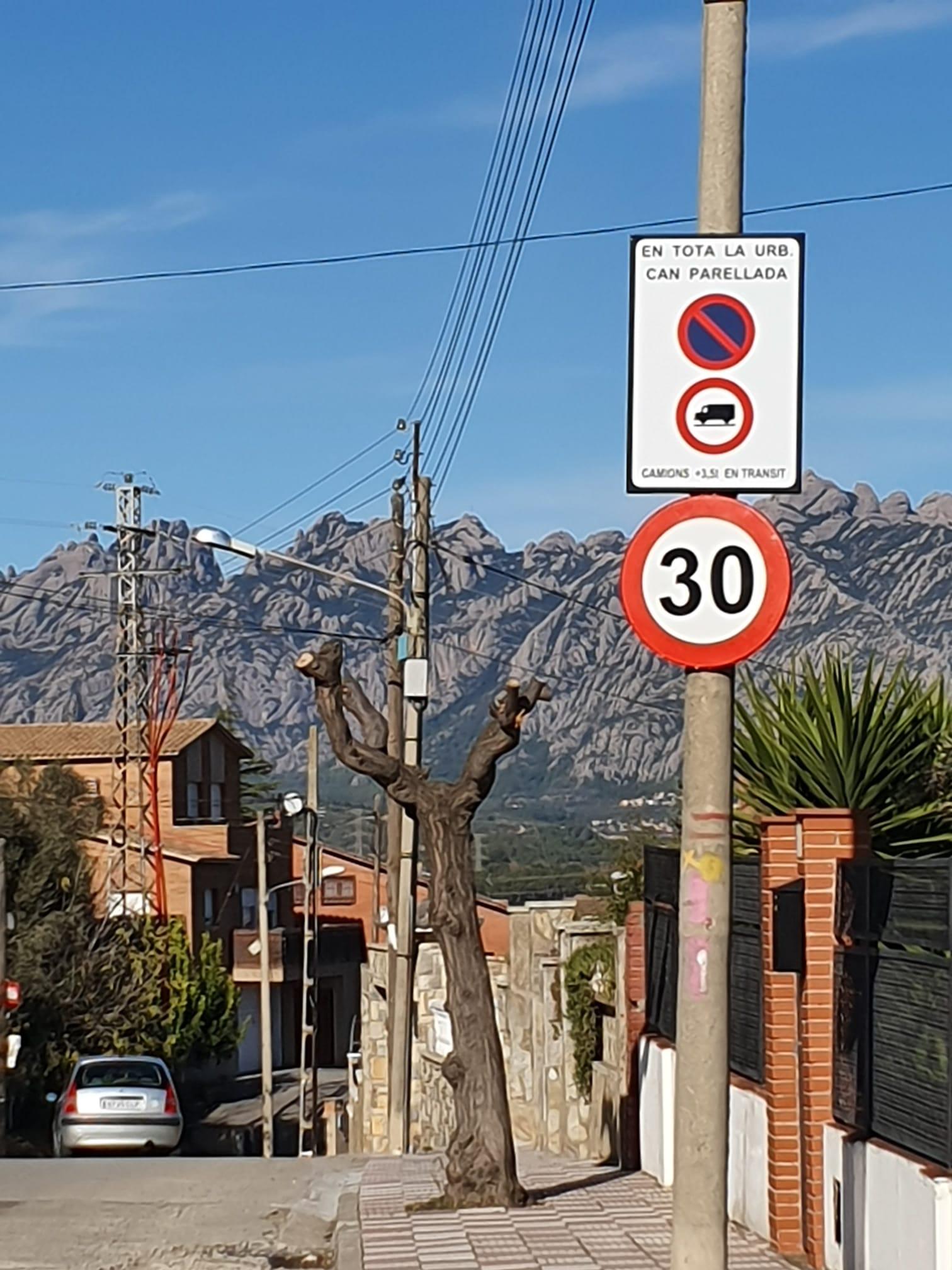 L'Ajuntament reordena el trànsit al nucli de Masquefa, al Polígon de La Pedrosa i a les zones residencials